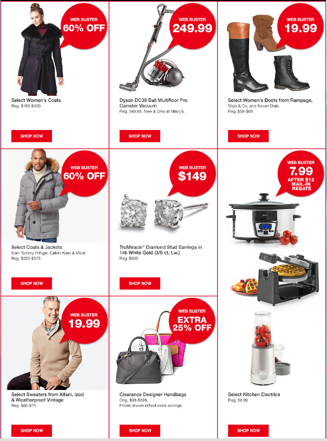 macys black friday doorbusters