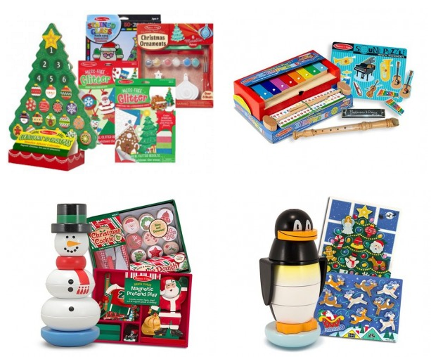 melissa and doug holiday bundles