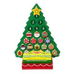 melissa & doug advent tree