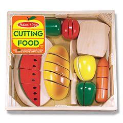 melissa & doug cutting food