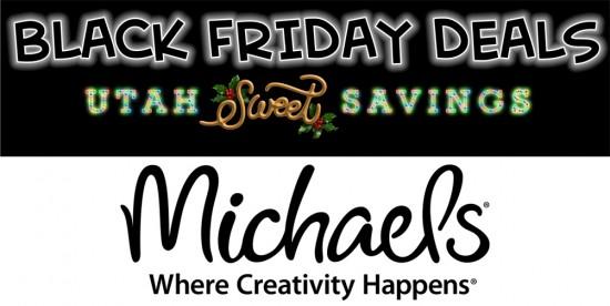 Michael s black friday ad 2015 utah sweet savings for Michaels craft store utah