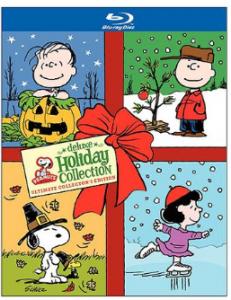 peanutws holiday bluray collection