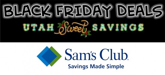 sams club black friday