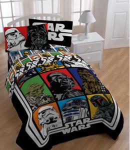 star wars bedding