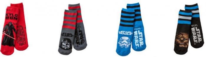 star wars slipper socks