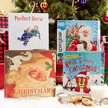 traditional christmas books