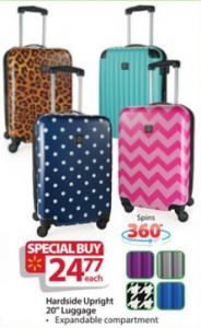 walmart bf ad luggage