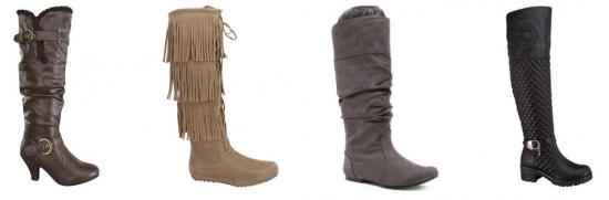 womens boots zulily