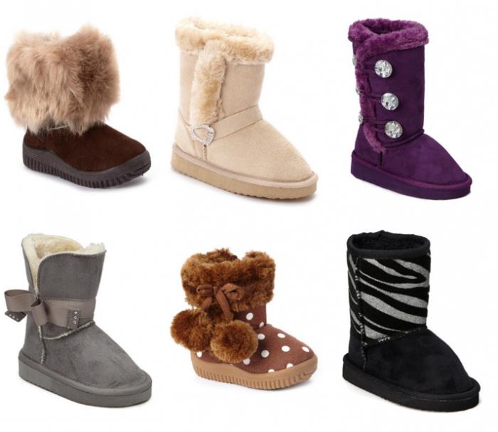 zulily girls fashion boots