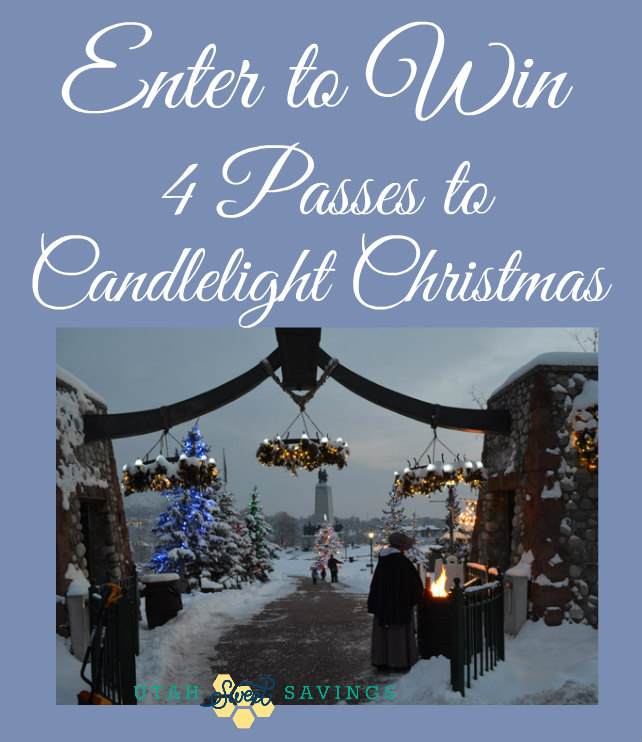 Candlelight Christams Giveaway