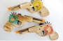 Classic Kids Rubber Band Toy Gun