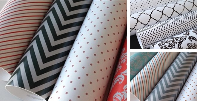 Designer Patterned Vinyl