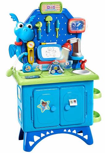 Disney Jr. Doc McStuffins - Stuffy Check Up Center