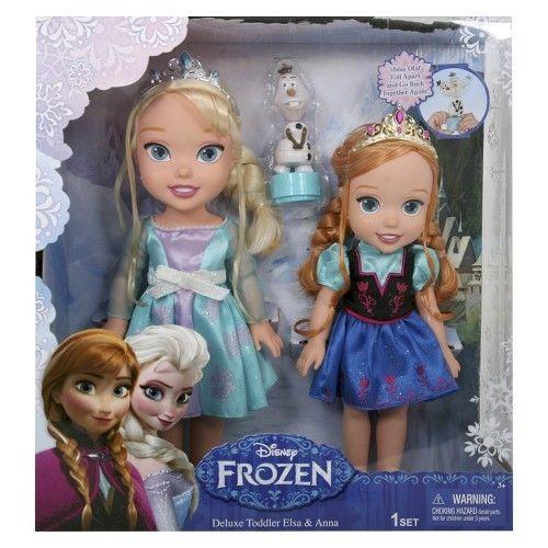 Frozen toddler pack