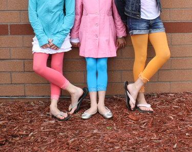 Girls leggins