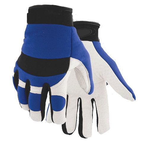 Golden Stag Pigskin Leather Waterproof Gloves