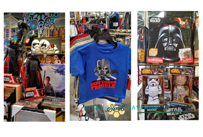 Gordmans Star Wars Items