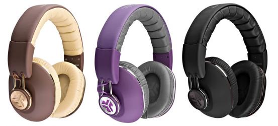 JLab Bombora Over-Ear Headphones with Universal Microphone