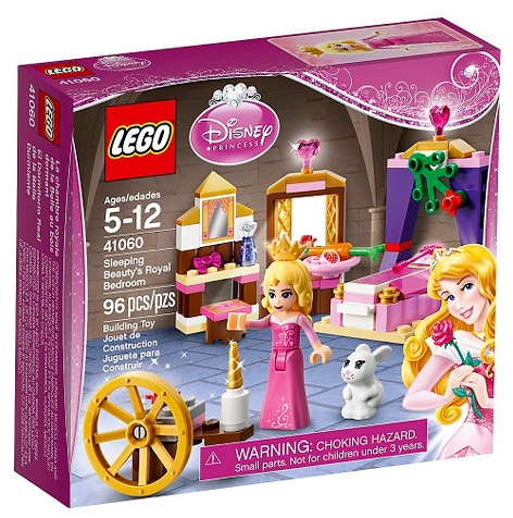 LEGO Disney Princess Sleeping Beauty's Royal Bedroom 41060