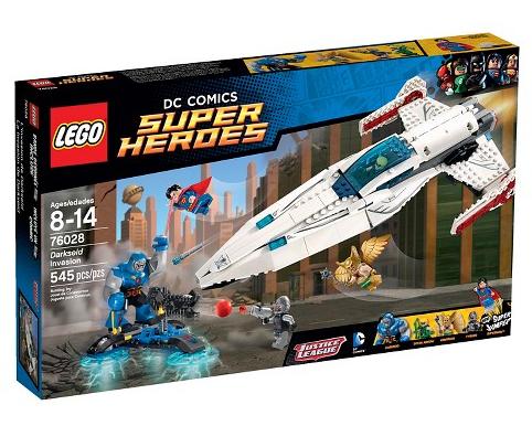 LEGO Super Heroes Darkseid Invasion for $47.99 (Reg $69.99)!
