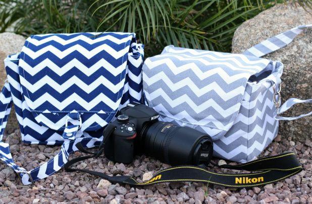 Large Digital Camera Bag