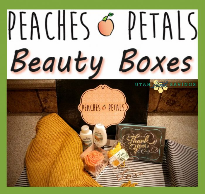 Peaches and Petals Giveaway