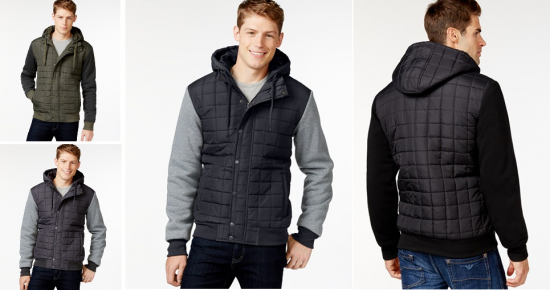 Guys' Quilted Fleece Jacket for $19.99 (Reg $45)! – Utah Sweet Savings