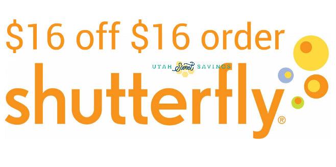 Shutterfly Deals