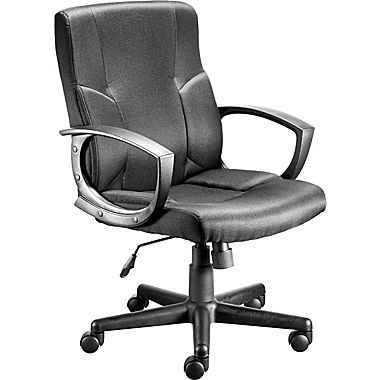 Staples Stiner Fabric Managers Chair