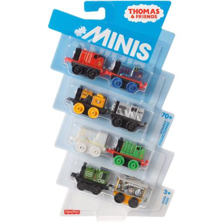 Thomas & Friends MINIS 8-Pack