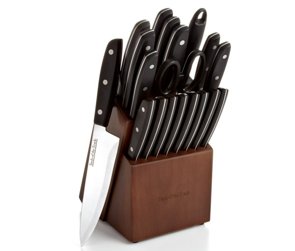 Tools of the Trade 20-Pc Cutlery Set