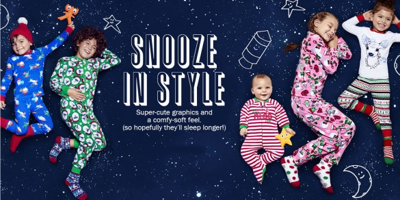childrens place sleeppwear