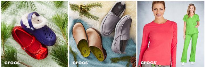 crocs zulily sale