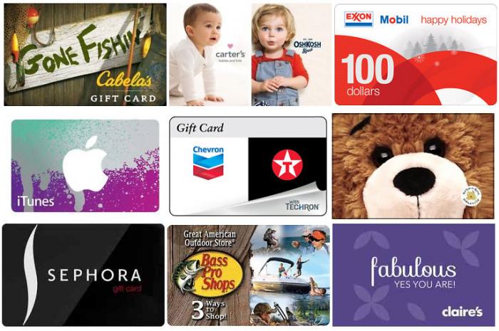 ebay gift cards dec