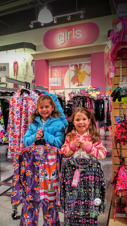 girls pajamas gordmans