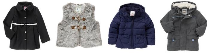 gymboree coats