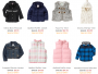 gymboree coats