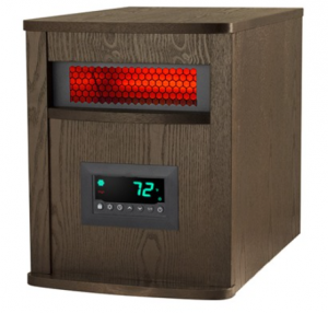 Lifesmart Lifezone 8 Element Infrared Heater 99 99 Reg