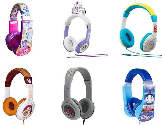 ihome kids character headphones
