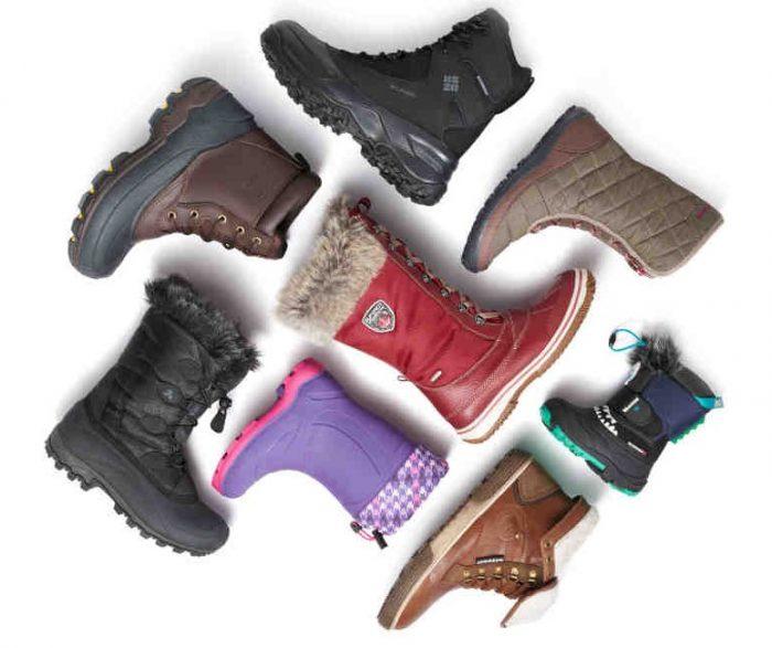 kohls winter boots
