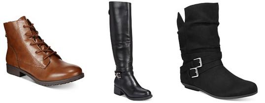 macys boots 19.99