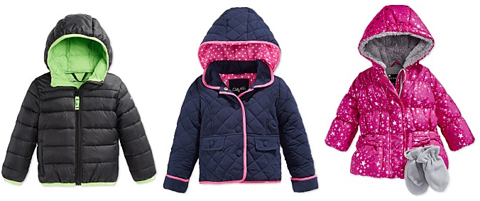 macys kids coats and jackets