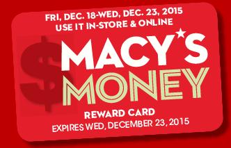 macys money