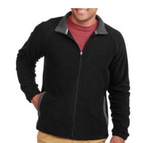 men's full zipped fleece