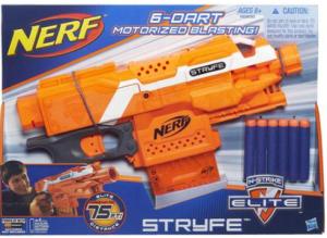 nerf dart gun
