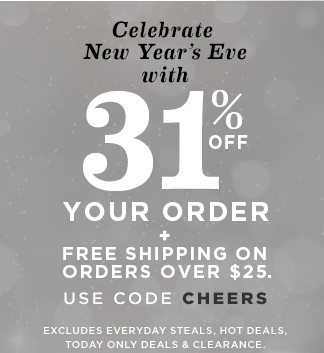 old navy new years eve sale