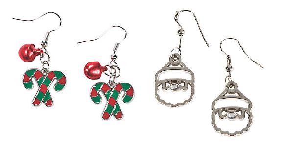 oriental trading earrings