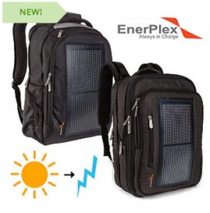 solar power back pack