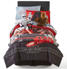 star wars comforter set