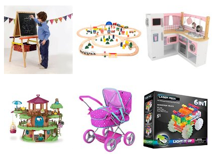 target specialty toys